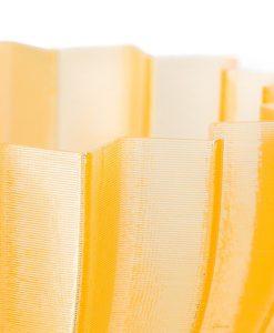 PLA Fillamentum Crystal Clear Tangerine Orange