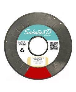PLA Sakata3D GoPrint Basic Rojo