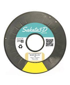 PLA Sakata3D GoPrint Basic Amarillo