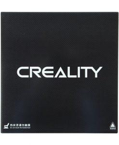 Base vidrio carborundo 310x320 Creality