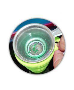 Embudo Filtro y Metal Verde i3D